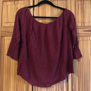 Windsor Off the Shoulder Blouse